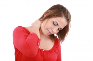 Neck pain and migraines
