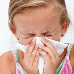 Why does your child have allergies?