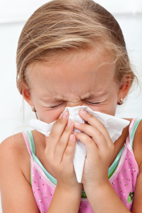 allergies, sick child, children, allergic reaction