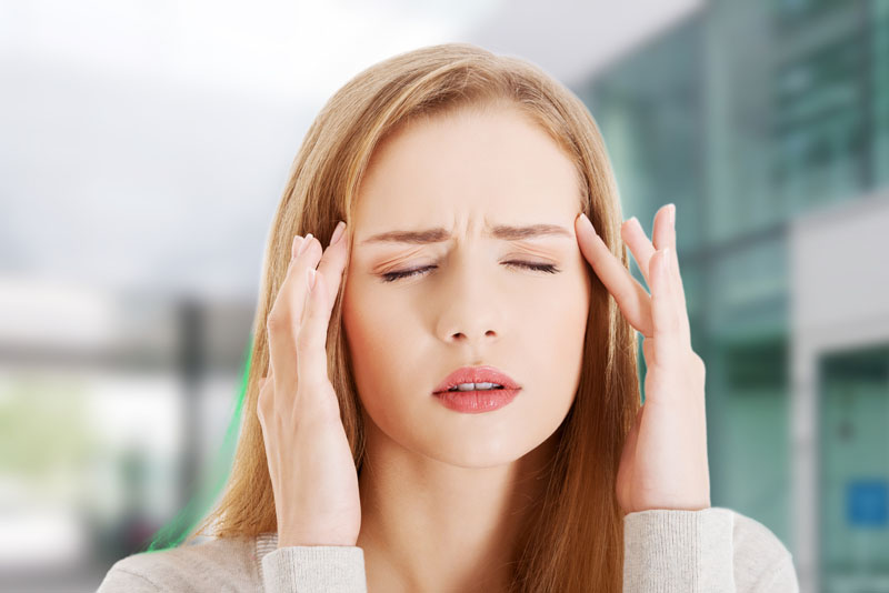Chronic Pain, Migraine, Headaches