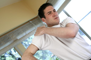 Shoulder pain, neck problems and upper cervical chiropractic