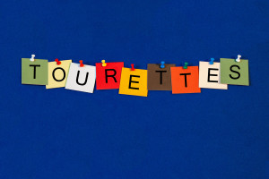 Tourettes, Children, Tics