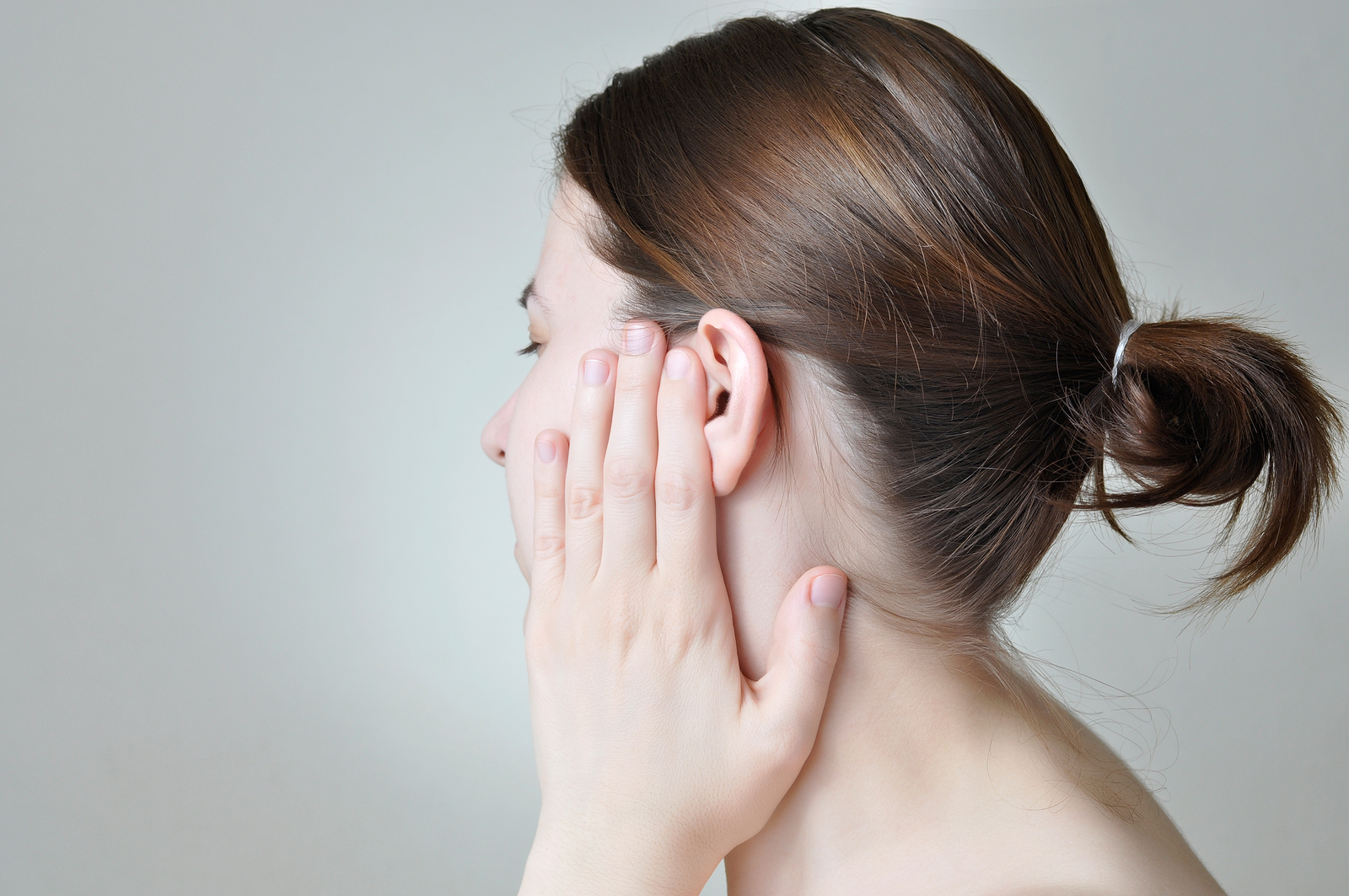 Having Ear Infection: Neck and Back Pain Can Be Next